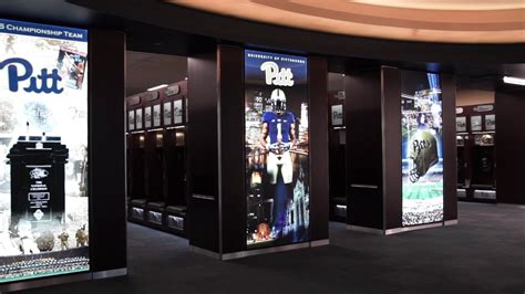 Panthers Locker Room by Football New Facilities Unveiling