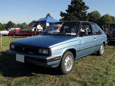 renault alliance hatchback renault alliance 1 7l hatchback 1987 oldiesfan67 quot mon