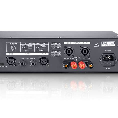 Power Lifier ld systems dj 300 171 power lifier