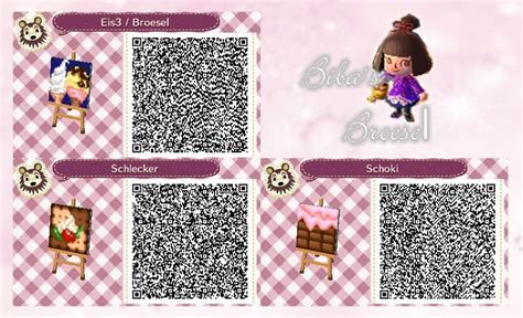 how to design walls in acnl 184 best broesel qr designs animal crossing new leaf