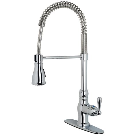 kitchen faucet spout prime collection single handle kitchen faucet with
