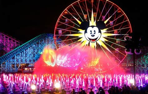 world of color times review world of color at california adventure is a new