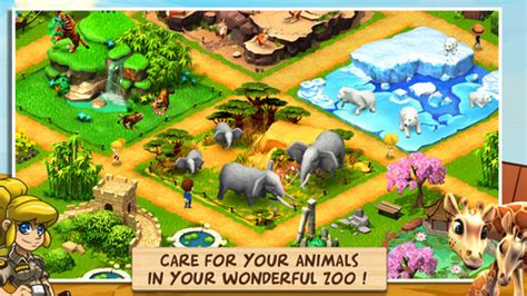 download mod game wonder zoo download wonder zoo animal rescue for all screen armv6