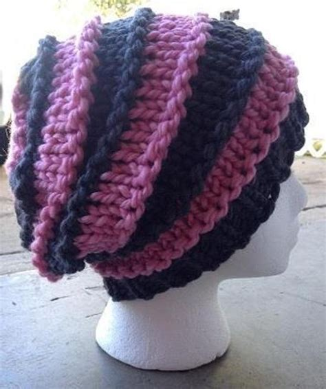 loom knit hat patterns best 25 loom knit hat ideas on