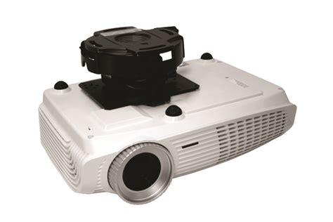 optoma projector ceiling mount product optoma bm 5001u low profile universal projector