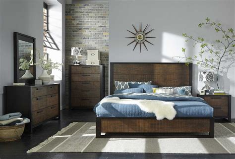 casana axel bedroom set cx265911kkset