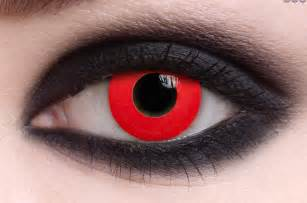 colored contact lenses redout contact lens pair