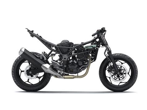 Foto Modif Cbr 250 Jadi Klasic by New Rendering Kawasaki 250 Rr Mono Bike 2014