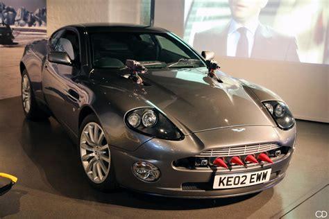 Aston Martin Vanquish Bond by Aston Martin Vanquish I Bond 007