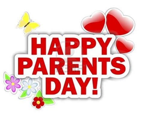 s day parents guide parents day free clipart