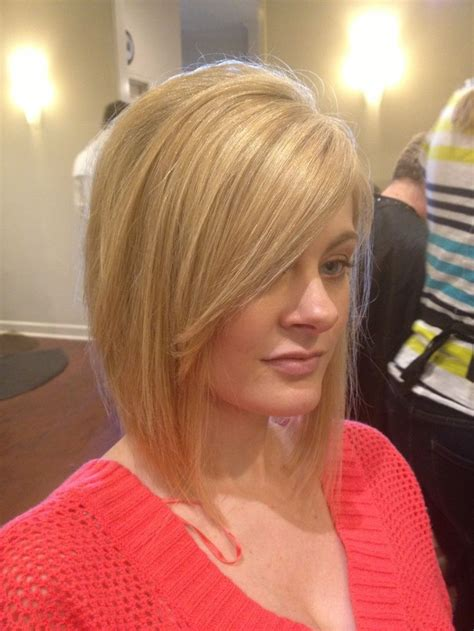 aline bob with sideswept bangs 1000 images about my style pinboard on pinterest emma