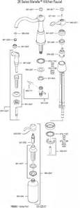 price pfister kitchen faucet parts marielle series quotes