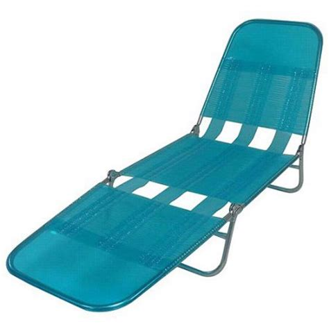 plastic fold out lounge chair mainstays folding pvc lounge chair walmart