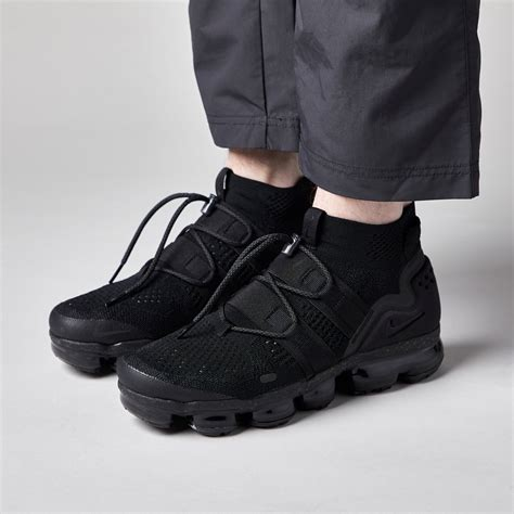 Premium Nike Vapormax Flyknit Black end on quot the nike air vapormax flyknit utility