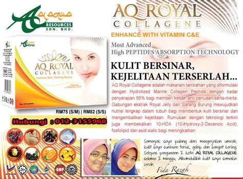 Aq Royal Collagen myauraseri aq royal collagene drink