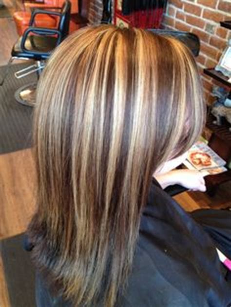 difference between partial and full highlights chunky highlights and lowlights full of dimension my