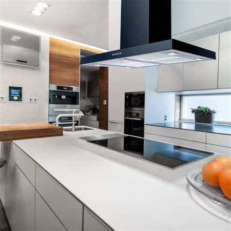 kitchen island extractor extractor integrated ceiling or an island