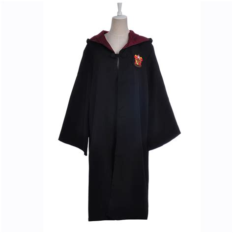 robe cos child harry potter magic robe cloak slytherin cos kid