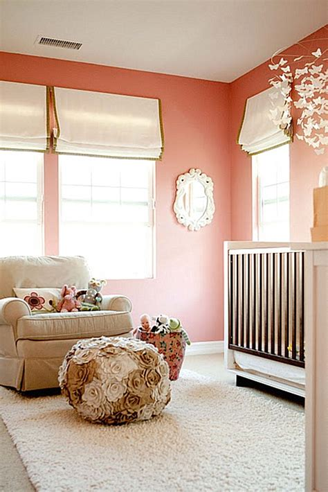 peach color paint bedroom modern baby room ideas for girls for mom to be peach wall