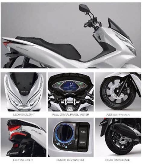 Honda Pcx 2018 Indonesia by Honda Pcx 150 Indonesia 2018 Informasi Otomotif