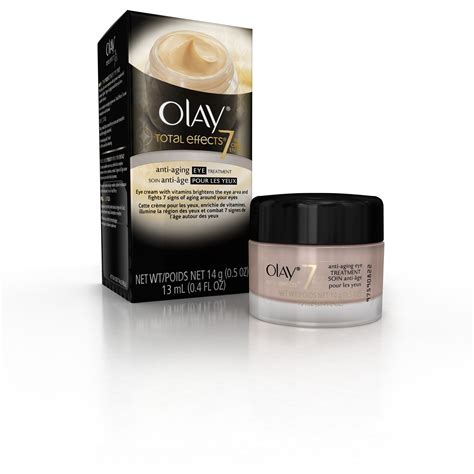 Olay Total Effect Kecil olay total effects anti aging eye treatment