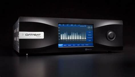 elevate  audio  commercial level  datasat rsi american luxury