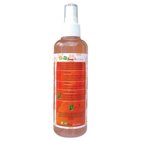 jual d c spray anti kutu anjing kucing 250ml produkkita