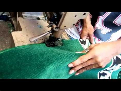 cara membuat jemuran karpet cara membuat obras karpet sajadah masjid youtube