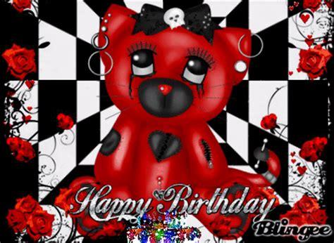 happy birthday cartoon emo mp3 download happy birthday goth picture 127117230 blingee com