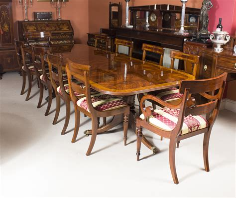 regency dining table regency table chairs dining