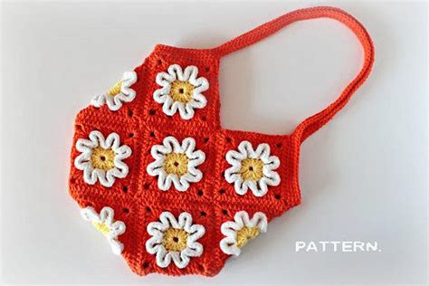 crochet pattern by zoom yummy com crochet 3d flower purse 016 by zoom yummy craftsy