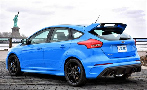 2016 Focus Rs Horsepower by 2016 Ford Focus Rs Photos Specs And Review Rs