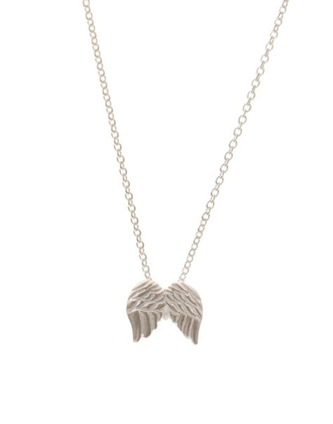 Kalung Wings Necklace 25 best ideas about guardian necklace on