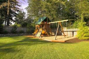 backyard kids house backyard playground and swing sets ideas backyard play
