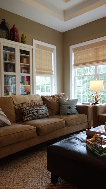 flat ened screen road imperils regal renovation the am projects traditional family room dc metro by
