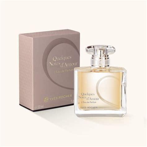 Parfum Yves Laroche quelques notes d amour l eau de parfum 50ml yves rocher