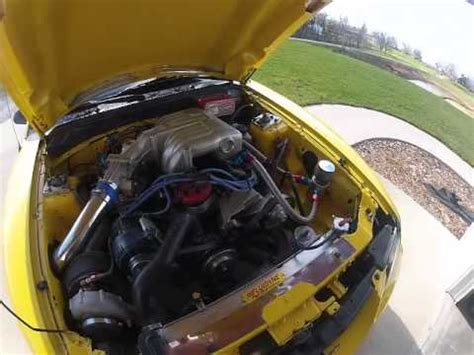 1994 mustang gt turbo kit 95 mustang gt turbo