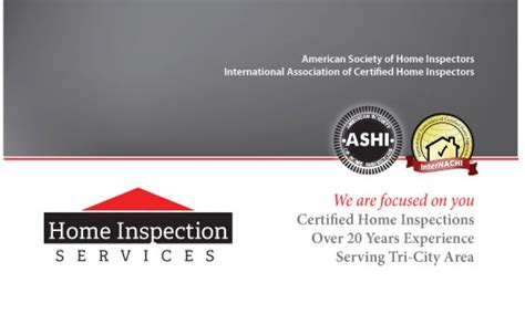 home inspection business cards templates business card template for building inspection services