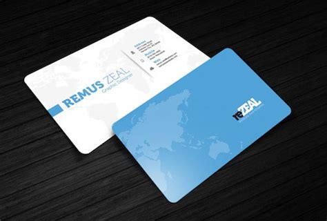 30 fresh collection of free business card photoshop psd