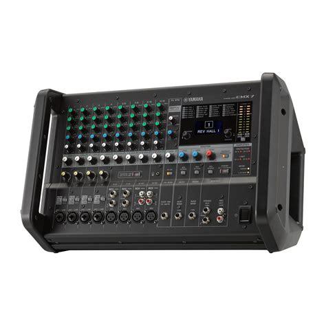 Mixer Yamaha yamaha emx7 powered analog mixer at gear4music
