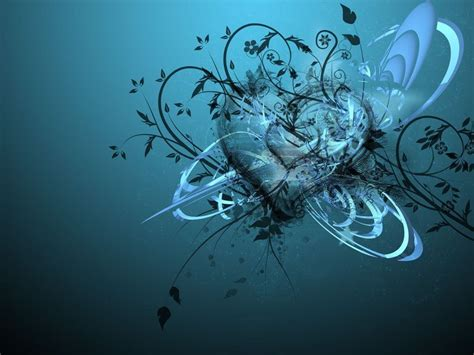 wallpaper blue valentine wallpapers backgrounds blue love valentine abstract