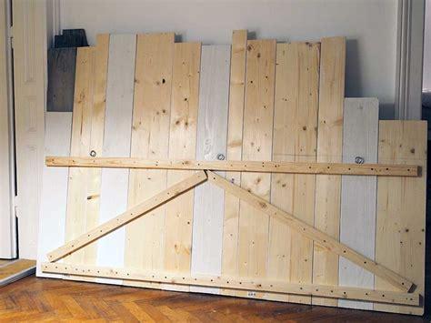 Betthaupt Holz by Project Breakfastinbed Diy Das Betthaupt Anleitung
