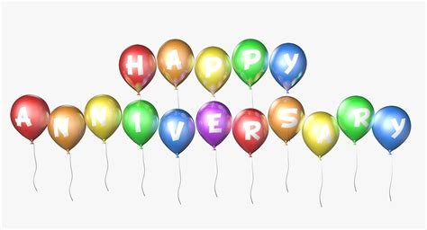 Wedding Anniversary Balloons by Happy Anniversary Balloons Images