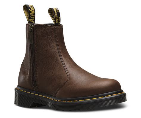 The Boots 2976 w zip grizzly official dr martens store