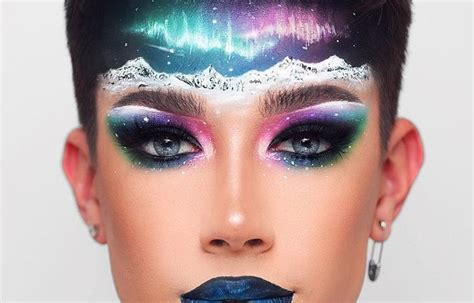 james charles makeup art james charles recreates looks drawn by his fans and they