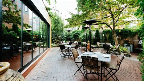 Outdoor Patio Dining by The Boston Outdoor Dining Guide Eater Boston