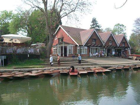 boat house oxford cherwell boathouse anglo french restaurant oxford oxfordshire