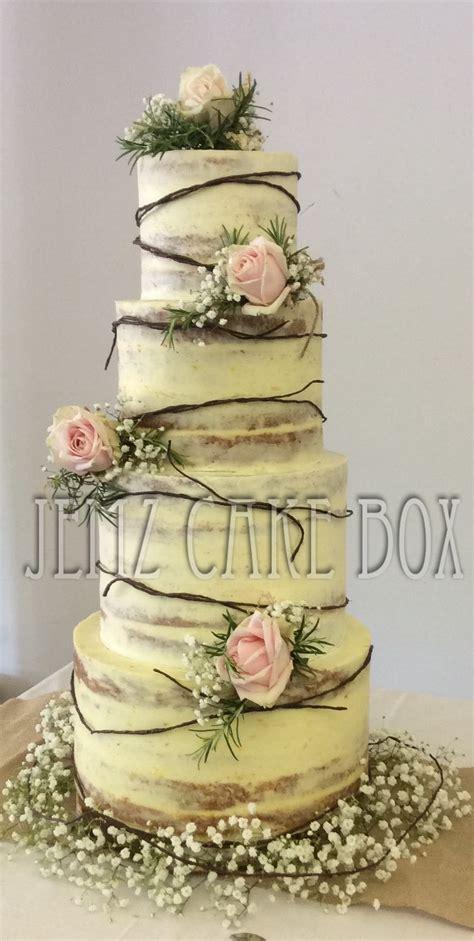 Wedding Cakes   Tiered Cakes   Jemz Cake Box