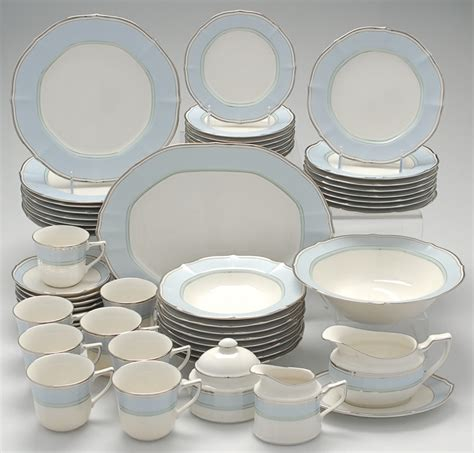 blue pattern dinnerware sets centura blue by noritake at replacements ltd