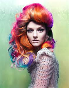 beautiful colored hair beautiful color hair fashion crystals